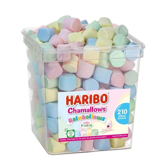 Haribo Tremollows 210 pièces