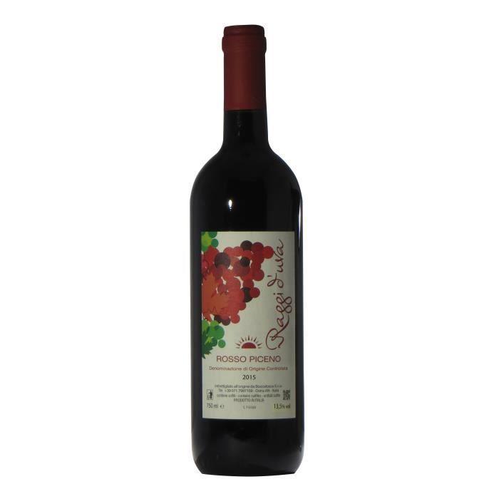 Boccafosca 2015 Rosso Piceno - Vin Rouge d'Italie