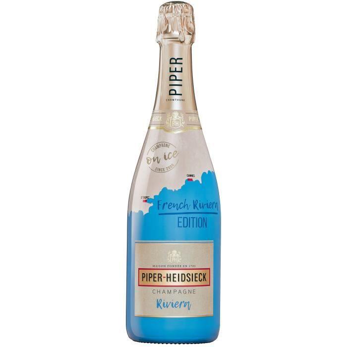 Champagne Piper-Heidsieck Riviera Demi-sec - 75 cl
