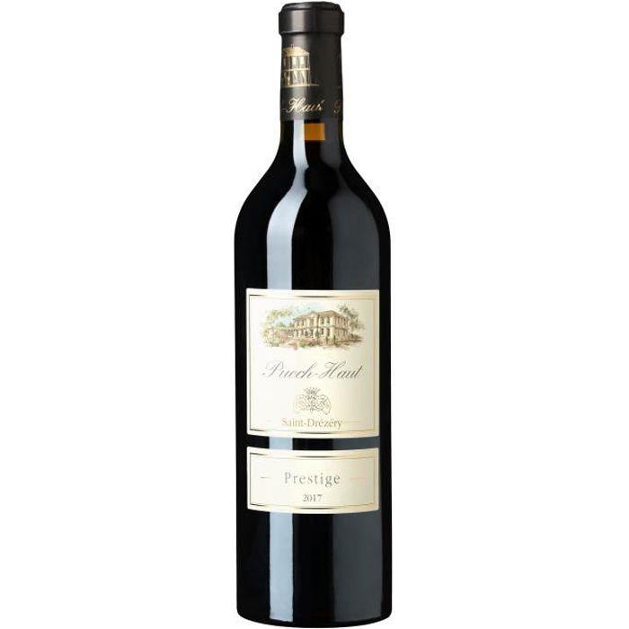 Puech-Haut Prestige 2017 Saint-Drézéry - Vin rouge du Languedoc