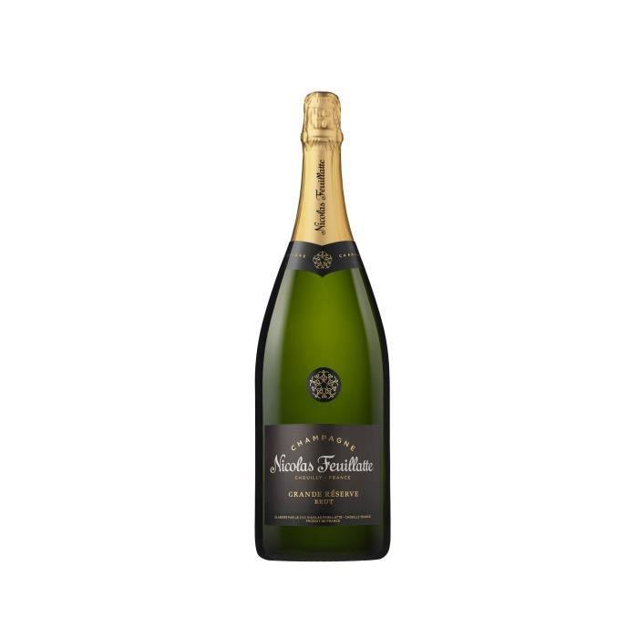 Champagne Nicolas Feuillatte Brut - Jéroboam 3 L