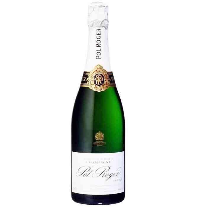 Champagne Pol Roger Réserve - 75 cl