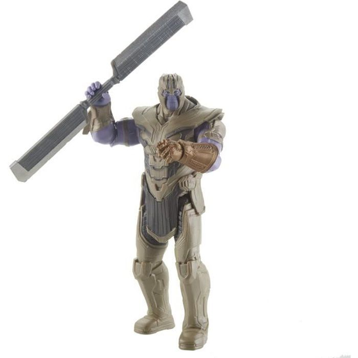 AVENGERS END GAME - Thanos - Figurine Marvel Avengers End Game 15 cm