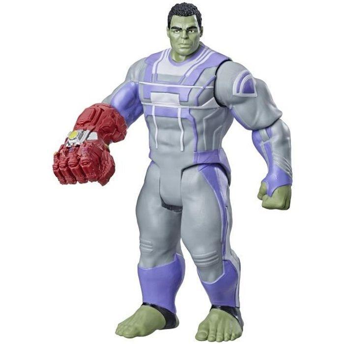 AVENGERS END GAME - Hulk Deluxe - Figurine Marvel Avengers End Game 15 cm