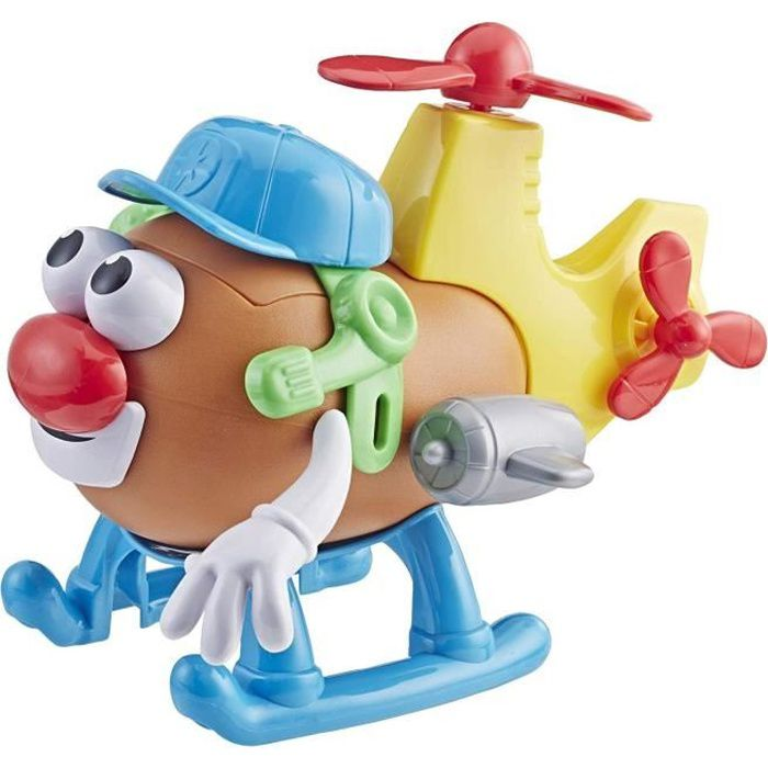 Monsieur Patate – Fritocoptère, la Patate Hélicoptère – La Patate du film Toy Story – Jouet 1er age