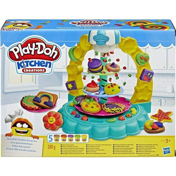 PLAY-DOH Kitchen Creations - Les Gourmandises