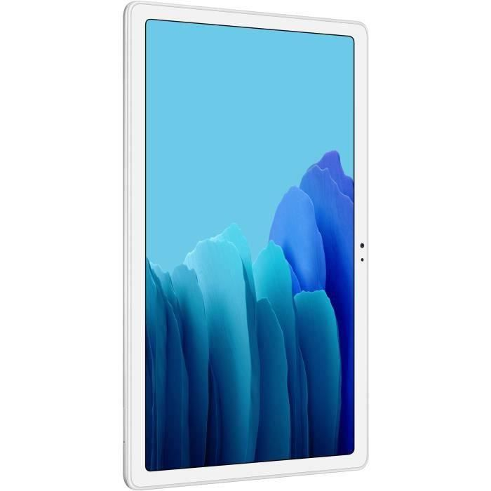 Tablette Tactile - SAMSUNG Galaxy Tab A7 - 10,4'' - Stockage 32Go - Silver