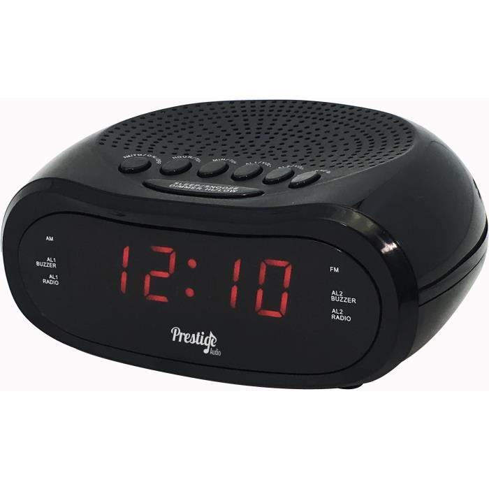 PRESTIGE WAKE UP Radio réveil