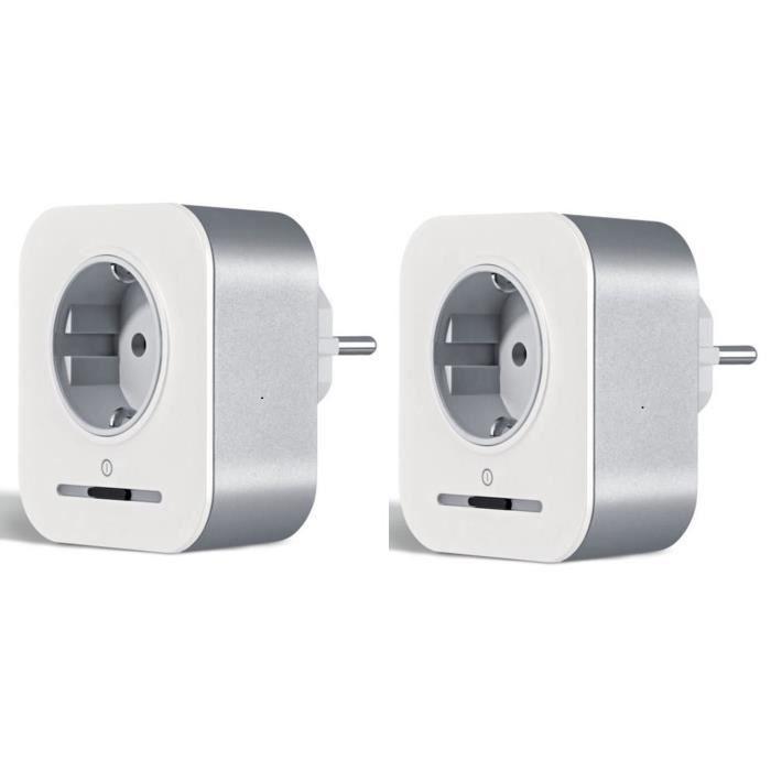 BOSCH SMART HOME Pack de 2 prises connectées