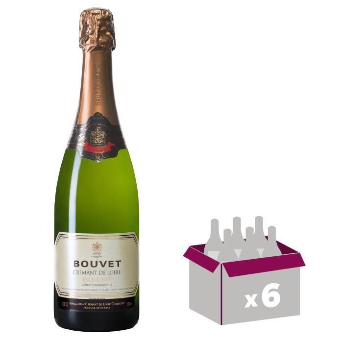 Bouvet Crémant de Loire Excellence Brut
