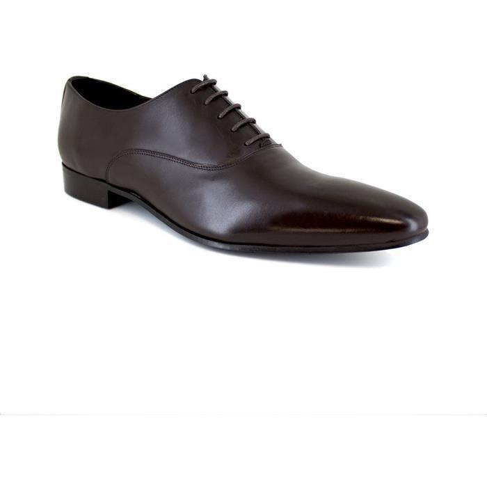 J.BRADFORD JB-BEKERLEY Marron Chaussure Homme