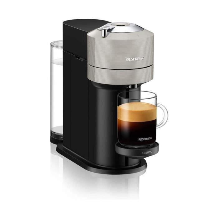 Nespresso Vertuo Next Grise 1,1L - Machine à café Krups YY4298FD