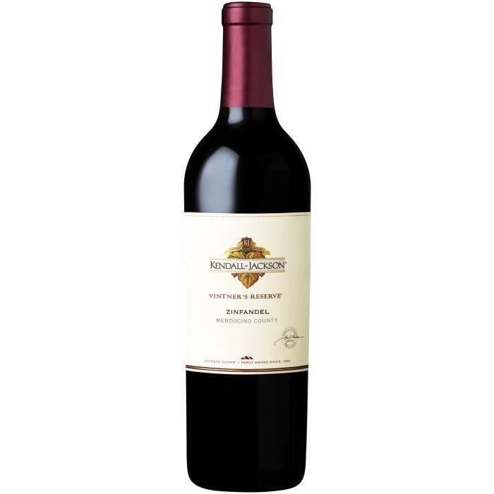 Kendall-Jackson Vintner's Reserve Zinfandel - Vin de California - 2016