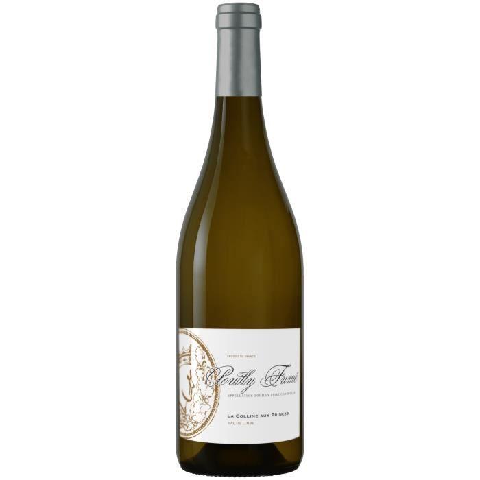 La Colline aux Princes 2016 Pouilly fumé - Vin blanc de la Val de Loire