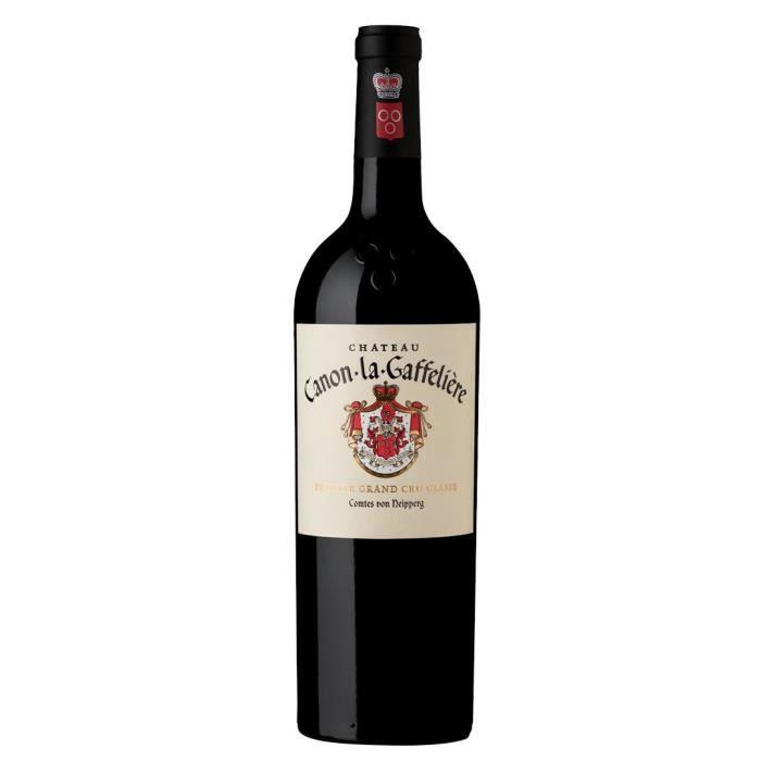Château Canon La Gaffelière 2017 Saint-Emilion Grand Cru - Vin rouge de Bordeaux