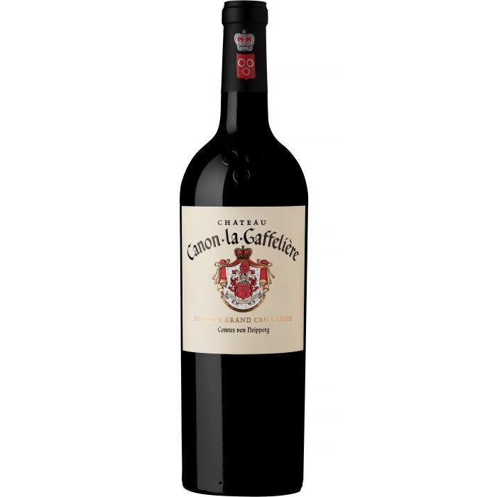 Château Canon la Gaffelière 2018 Saint-Emilion Grand Cru Classé - Vin rouge de Bordeaux