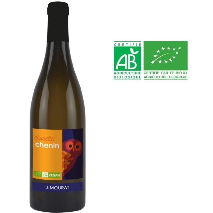 J. Mourat Chouette 2019 Vin blanc de France