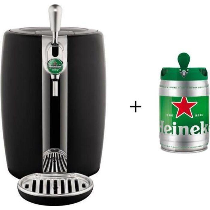 SEB VB310E10 Beertender machine à bière VB310E10 + 1 fût Heineken