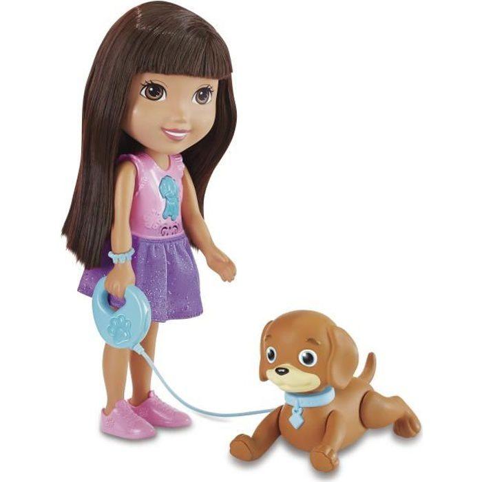 DORA - Dora & Son Chiot Savant