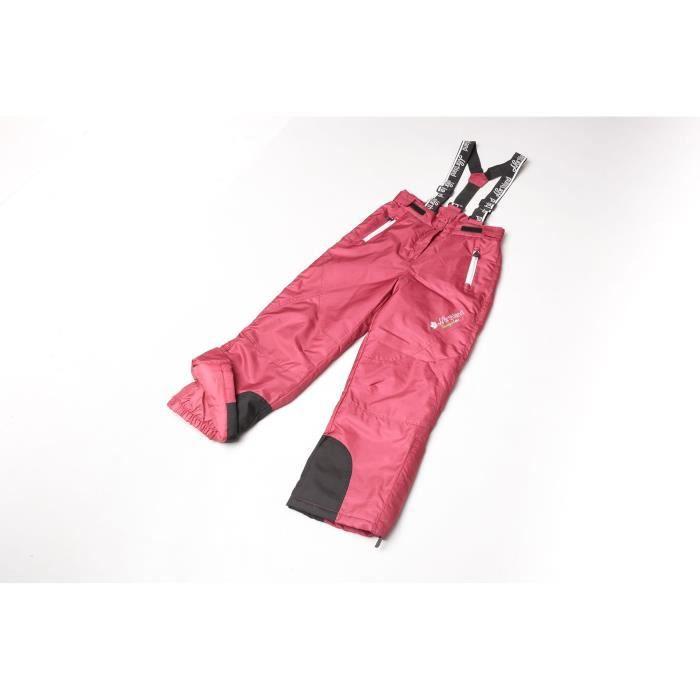 NORTHLAND Pantalon de ski Enfant Tiffaine - Fuchsia