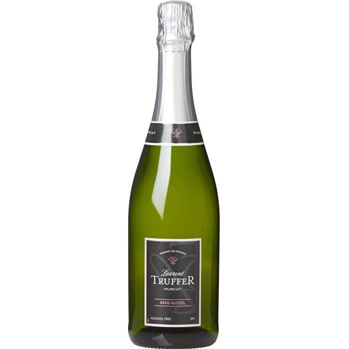 Laurent Truffer Muscat Sans alcool Blanc - 75 cl