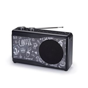 BIGBEN TR23COFFEE Radio portable - Tuner analogique - Coffee