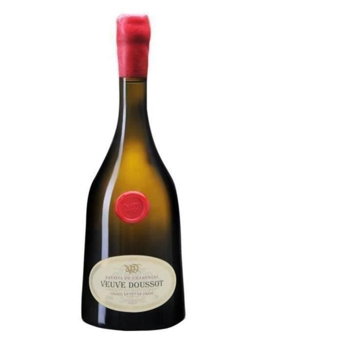 Veuve Doussot Ratafia de Champagne Blanc - 75 cl