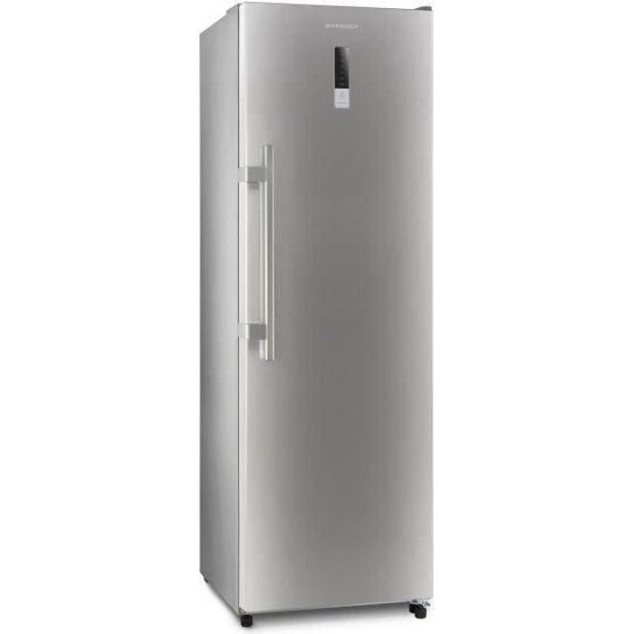 SCHNEIDER SCWF260NFIX - Congélateur armoire - 260 L - No Frost L 59.5 x H 185.5 cm - Inox