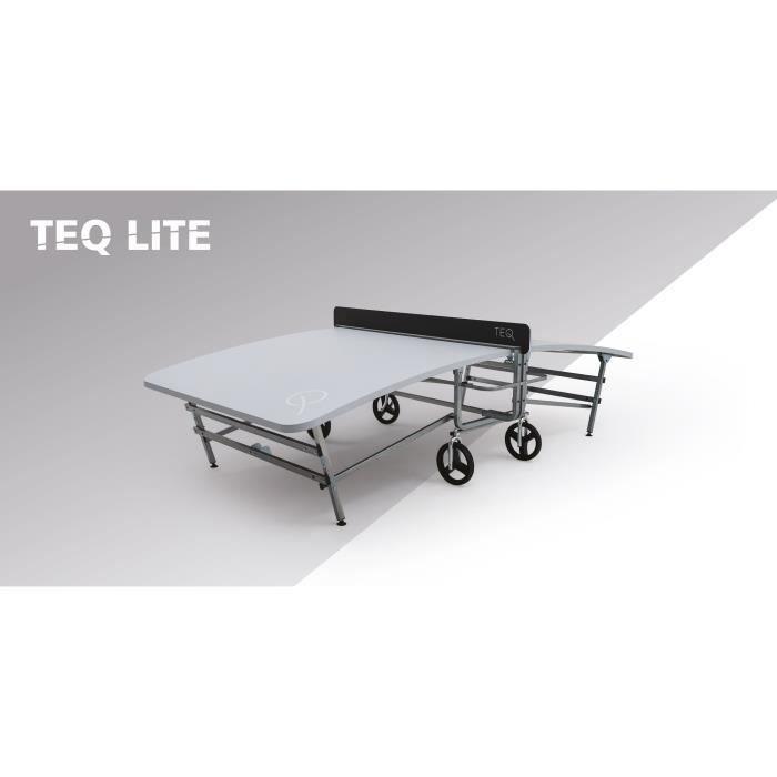 TEQBALL LITE - table de teqball -version grand public- pliable et mobile