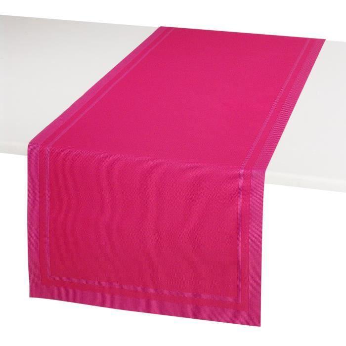 Tom Tailor 575423 T-Dove Chemin de Table Coton Jaune 50 x 150 cm