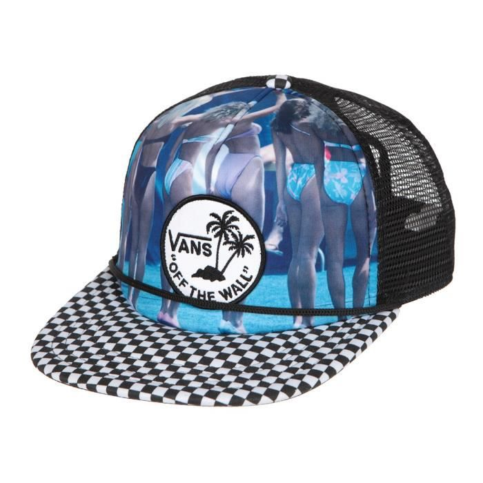 VANS Casquette filet Hank photo