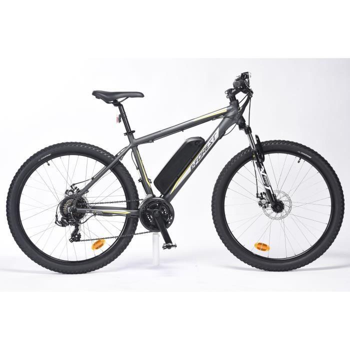 MAKADAM Vélo à Assistance Electrique E-FOREST HOMME 27- 21V 16AH