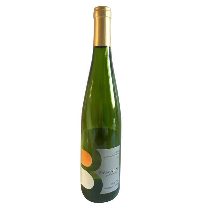 DOMAINE BAUMANN 2011 Pinot gris Vendange Tardives - Vin blanc d'Alsace x1