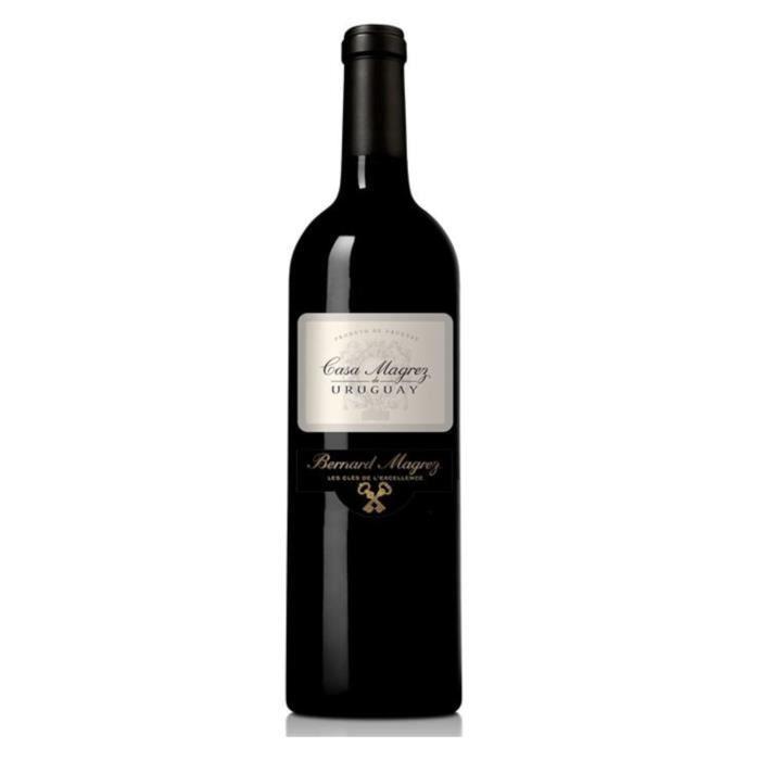 Bernard Magrez 2016 Casa de Uruguay - Vin rouge d'Uruguay