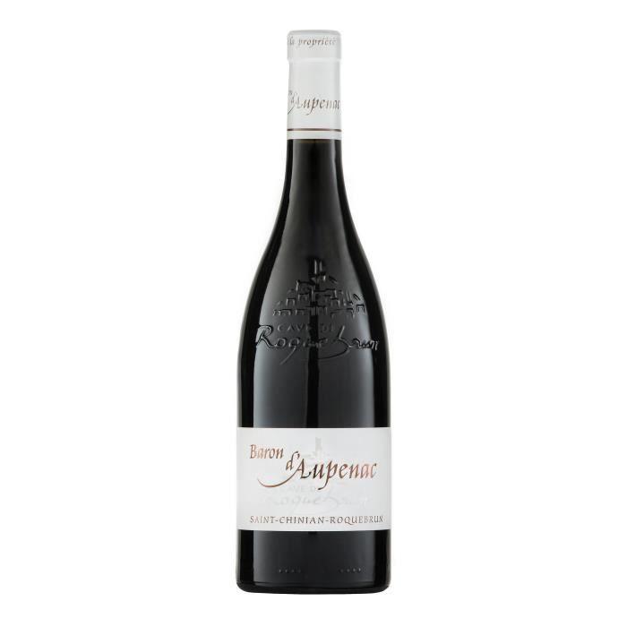 Baron d'Aupenac 2011 Saint-Chinian - Vin rouge du Languedoc
