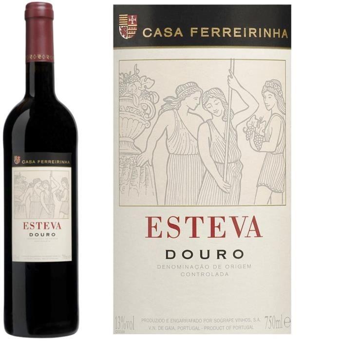 Casa Ferreirinha Esteva Douro - Vin rouge du Portugal