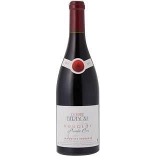 Domaine Bertagna 2014 - Vougeot Premier Cru contrôlé - Pinot Noir - 75 cl