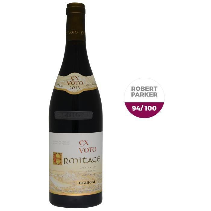 E. Guigal 2013 Ermitage Ex-Voto - Vin rouge du Vallée du Rhône