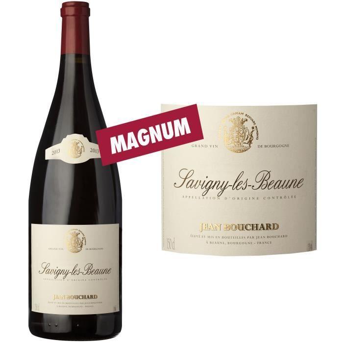 Magnum Jean Bouchard 2013 Savigny Les Beaune - Vin rouge de Bourgogne