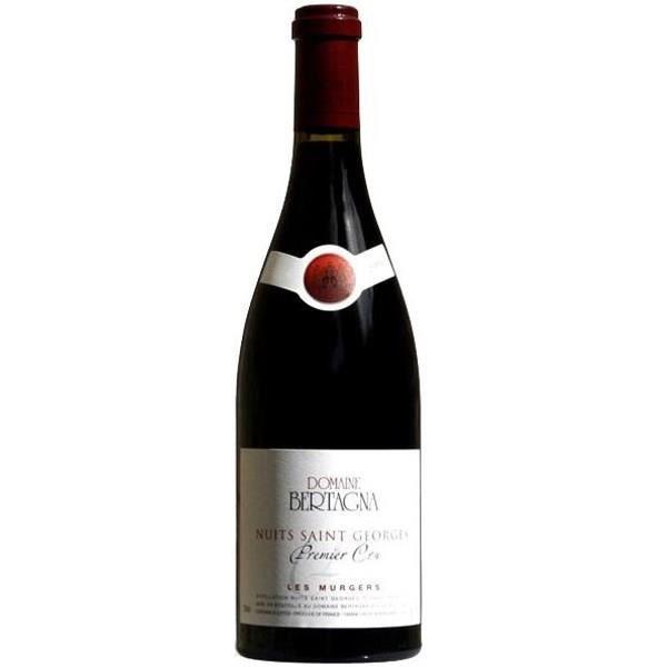 Domaine Bertagna 2014 Nuits Saint Georges - Vin rouge de Bourgogne