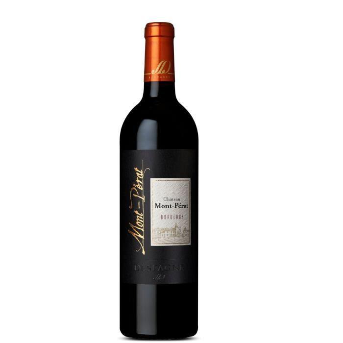 Château Mont Pérat 2015 Bordeaux Supérieur - Vin rouge de Bordeaux
