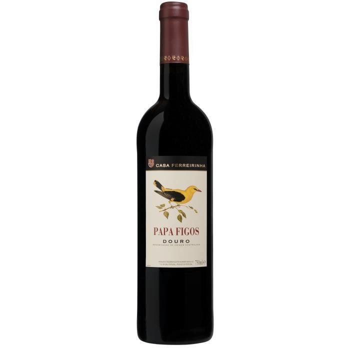 Casa Ferreirinha Papa Figos Douro - Vin rouge du Portugal