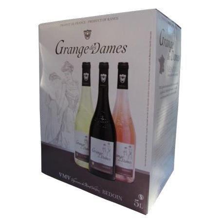 VENTOUX Grange Des Dames - Rouge - 5 L - AOC