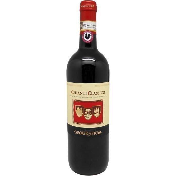 Chianti Classico Geografico - Vin rouge d'Italie