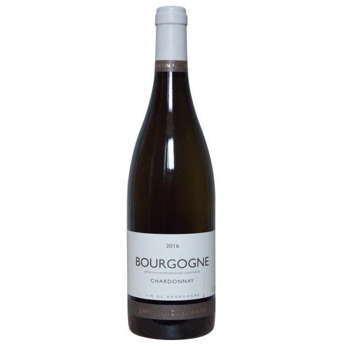 Justin Girardin 2016 Bourgogne Chardonnay - Vin blanc de Bourgogne
