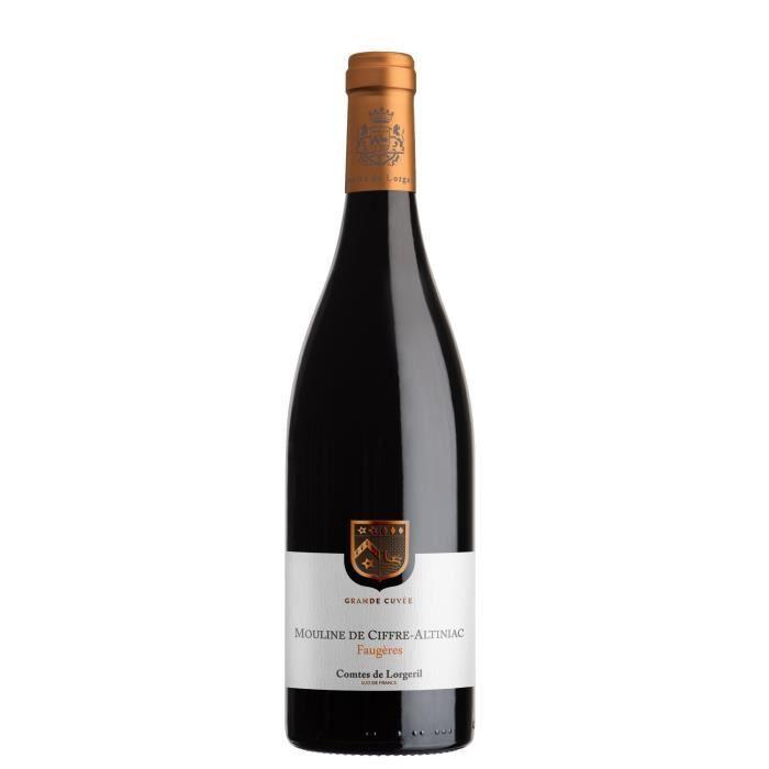 Mouline de Ciffre-Altiniac Grande Cuvée 2016 Faugères - Vin rouge du Languedoc Roussillon