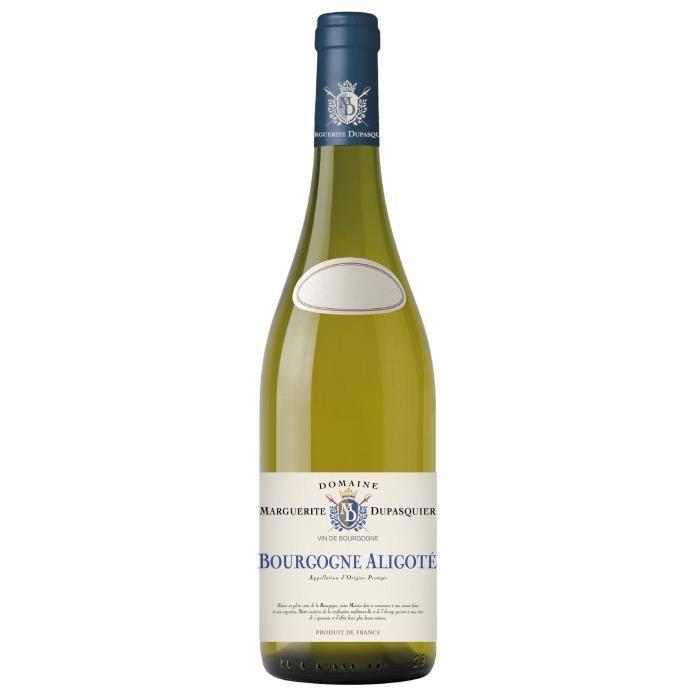 Marguerite Dupasquier 2019 Bourgogne Aligoté - Vin blanc de Bourgogne