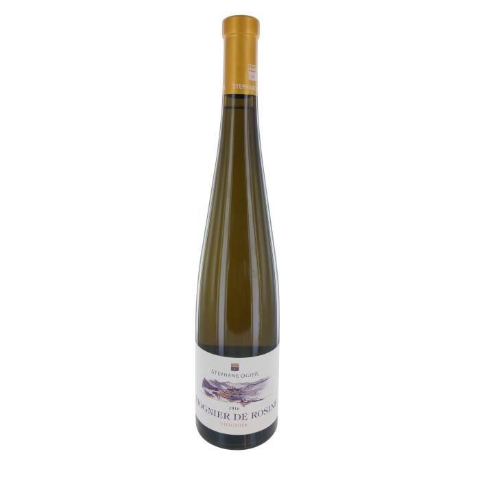 Stéphane Ogier Viognier de Rosine 2016 Collines Rhodaniennes - Vin blanc de la Vallée du Rhône