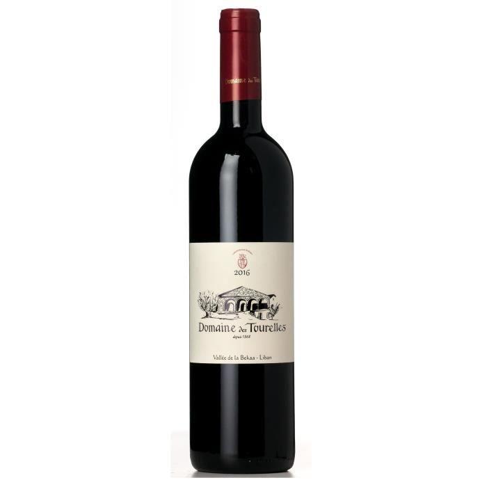 Domaine des Tourelles 2016 Vallée de la Bekaa - Vin rouge du Liban