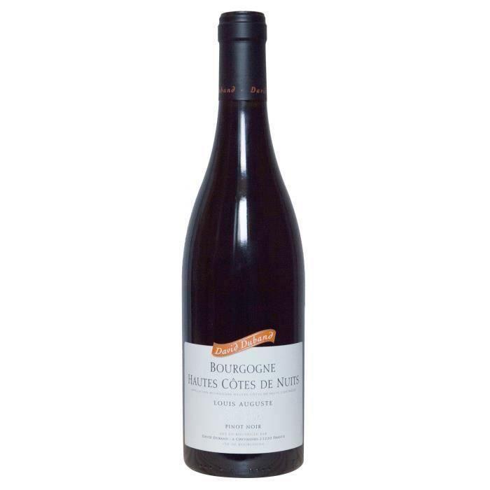 David Duband 2017 Bourgogne Hautes Côtes de Nuits Louis Auguste - Vin rouge de Bourgogne